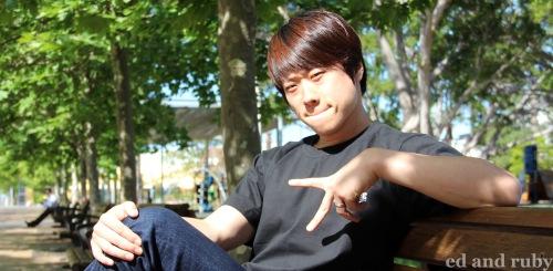 Youngkwang Joung aka Bboy Blond