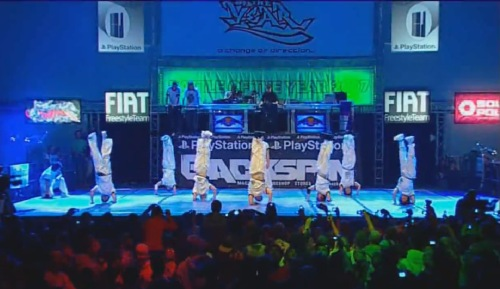 Extreme Crew at Battle Of The Year 2007