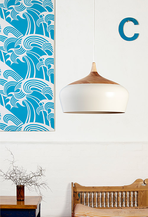 Coco Pendant Light by Kate Stokes