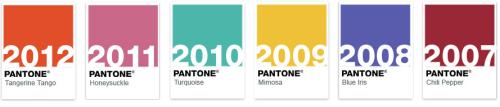 Pantone-Color-History