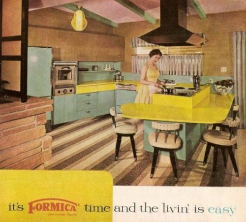 Retro Advertising from Formica