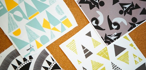 Sparkk Art Decor-inspired patterns.